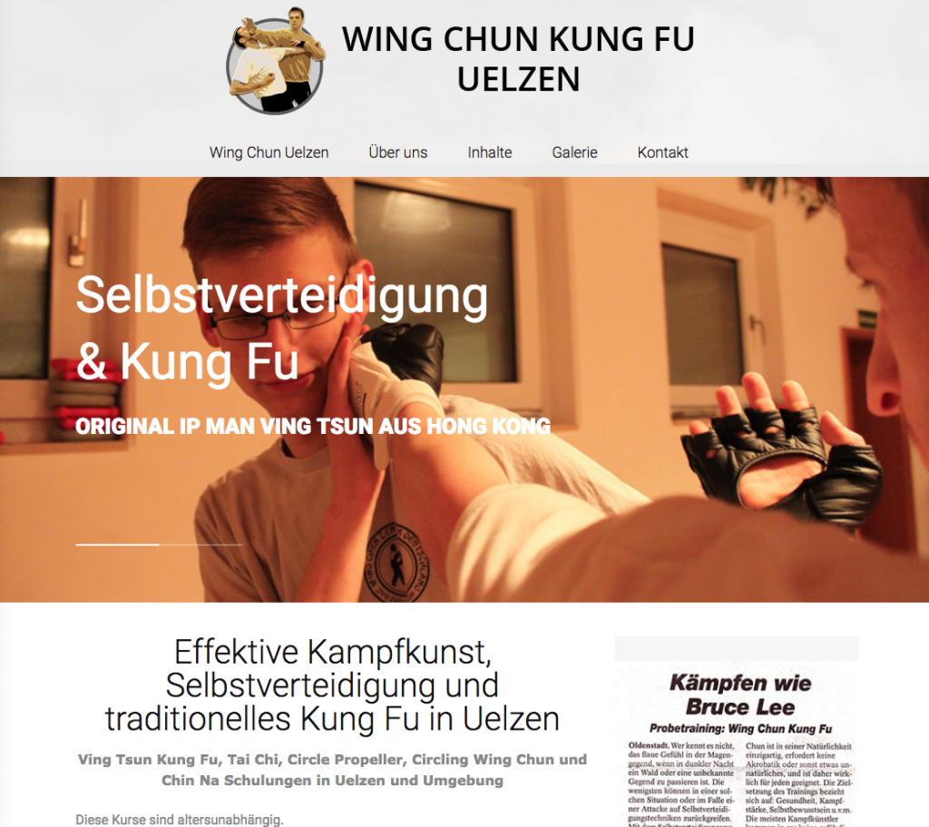 Wing chun uelzen