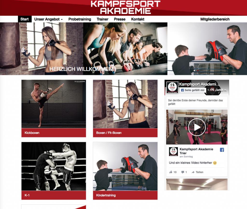 Kampfsport Akademie
